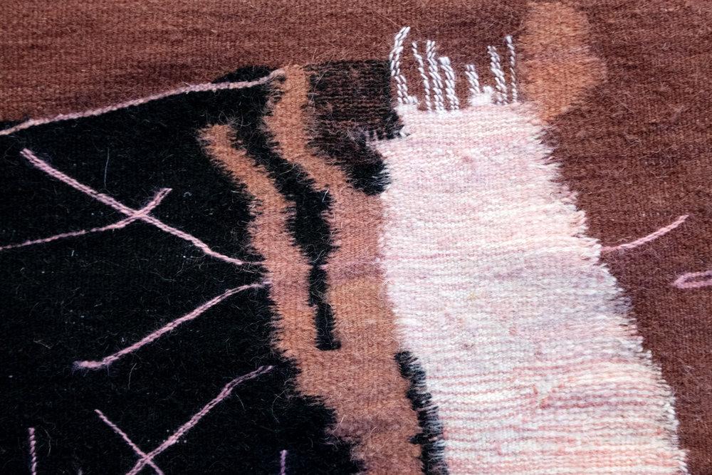 Endless little carrots and frail sticks  (detail) ,  2018