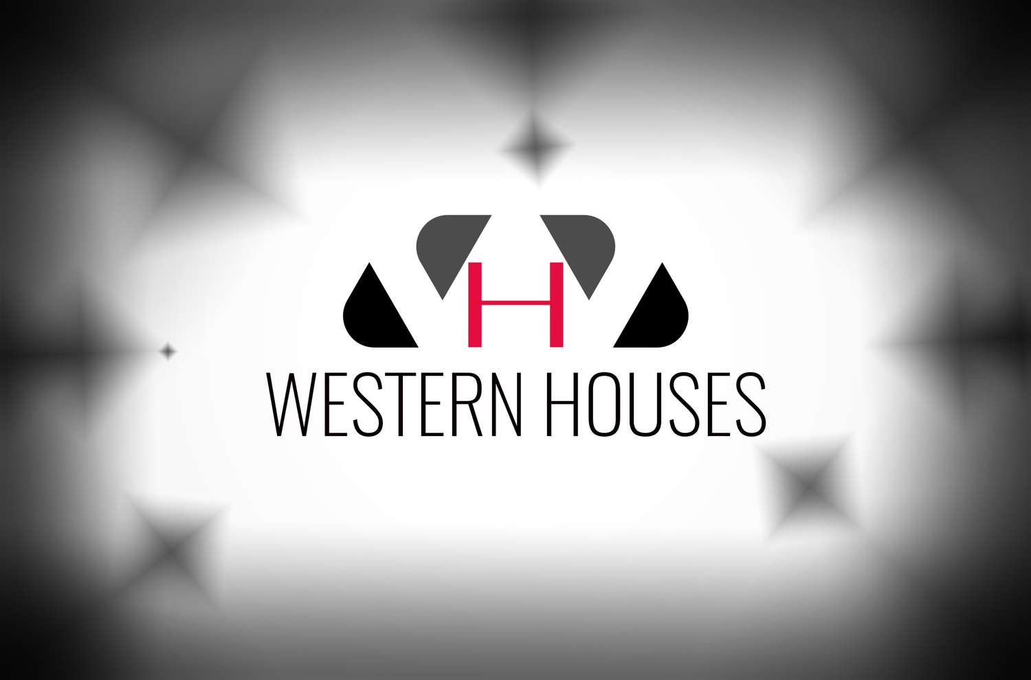 Western Houses Pre Fabricated Homes — AIGC