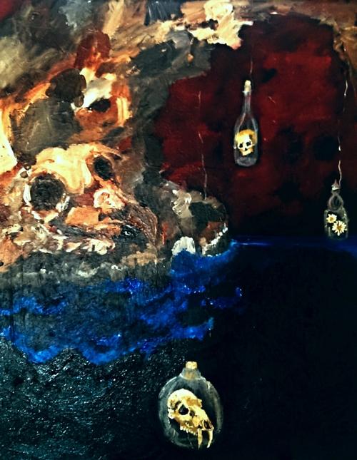 Skulls & Bottles