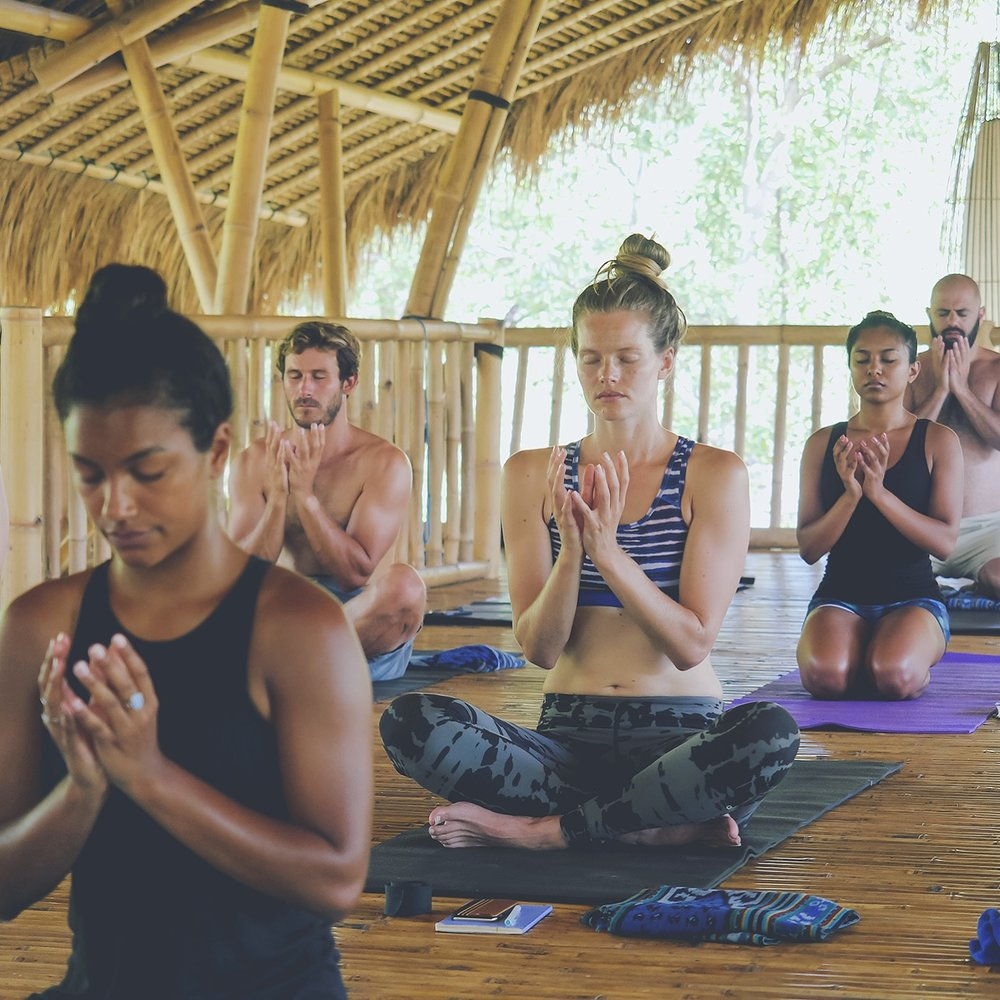 Yoga and Meditation Retreat Bali