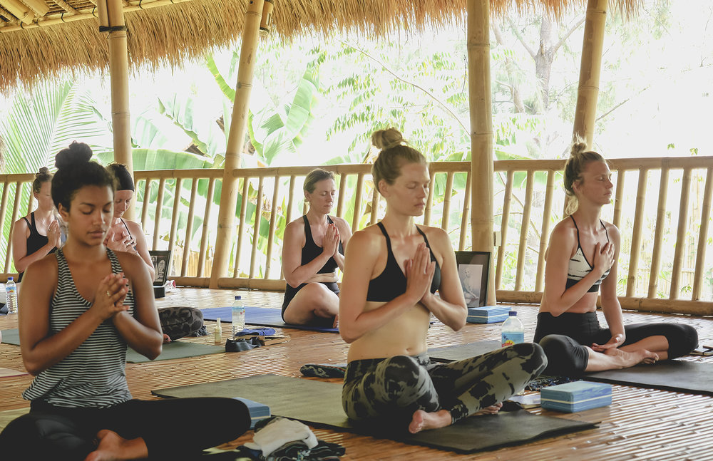 Yoga Retreat Bali and yoga retreats