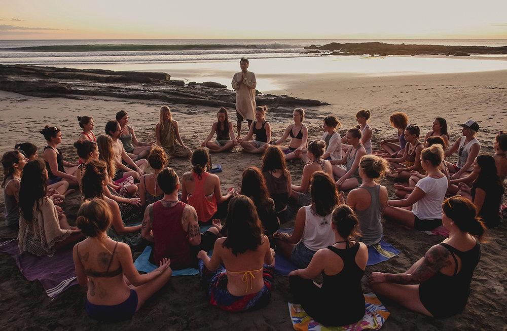 200-hour Yoga Teacher Training Sri Lanka