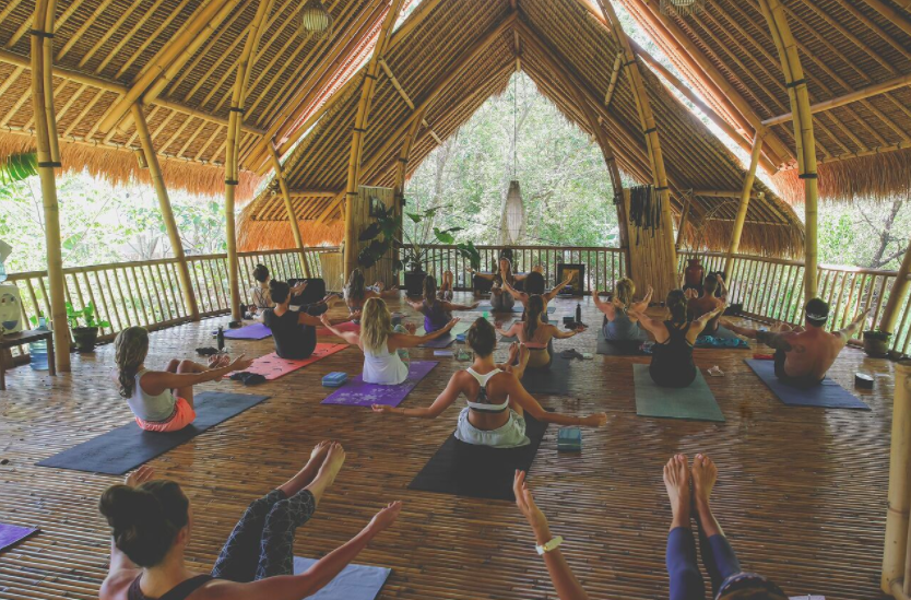 - The BEST yoga shala a yogi could dream at Seri Resort on Gili Meno -