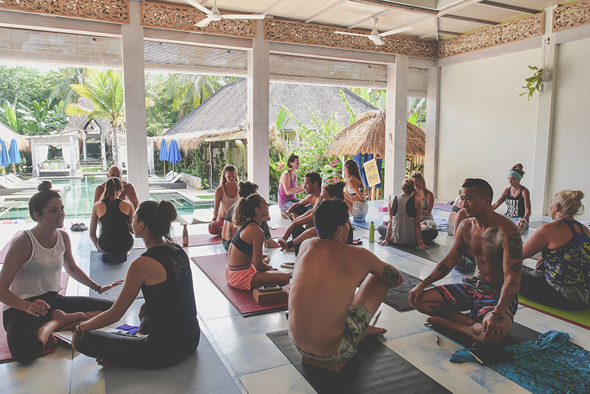 Yoga Retreats Bali Connection