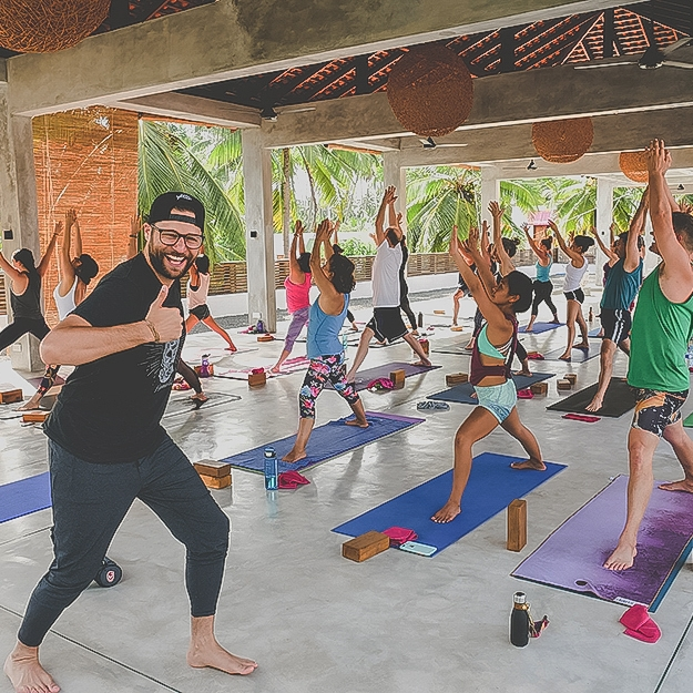 Yoga Retreats in Sri Lanka