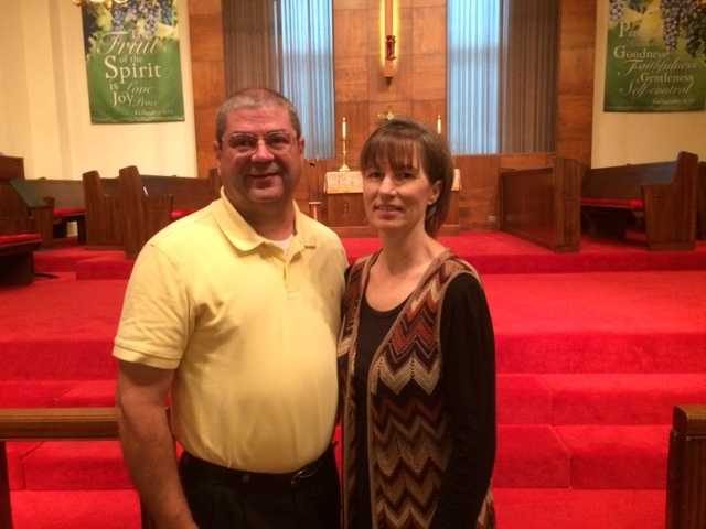 Michael and Joanne Hedgepeth joined on 1/22/17 by transfer of membership.