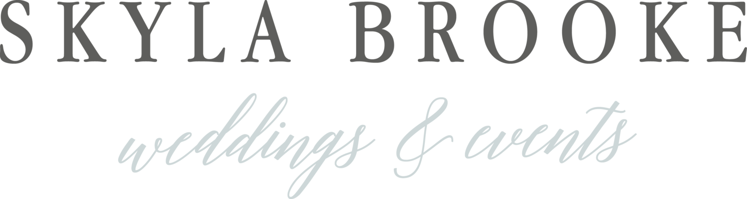 Skyla Brooke Weddings & Events