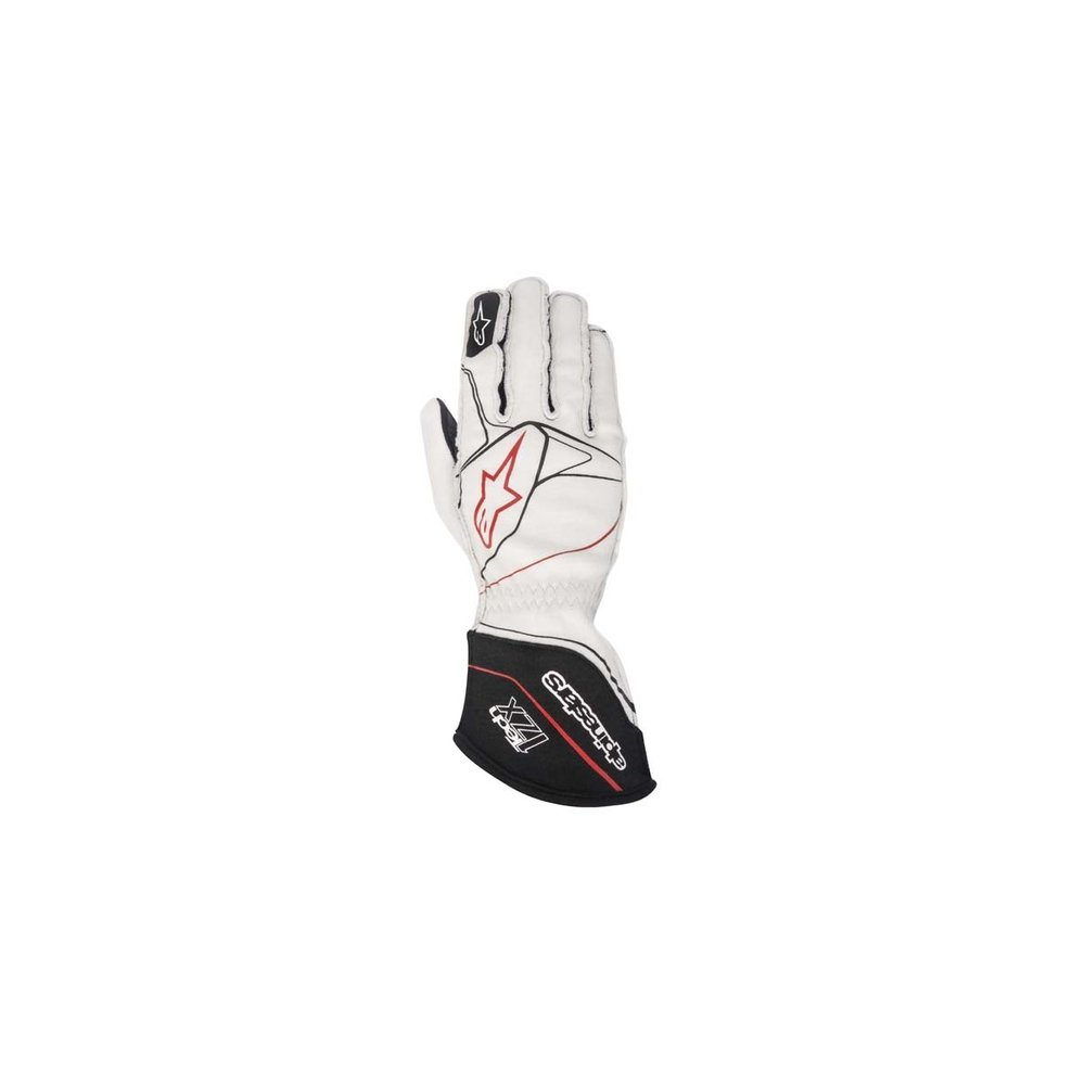 Driving gloves grip - Alpinestars 2016 Tech 1 Zx