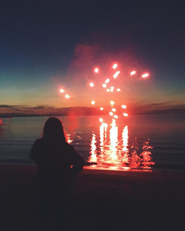 Two faves: HQ + Leech Lake. Shoutout to Andy for the fireworks and July for having my birthday in it.