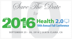 September 25-28 Santa Clara  Health 2.0 has introduced over 500 technology companies to the world stage, hosted more than 15000 attendees at our conferences and code-a-thins, awarded over $8,424,000 in prizes through our developer challenge program, and inspired the formation of over 110 new chapters in cities on six continents.