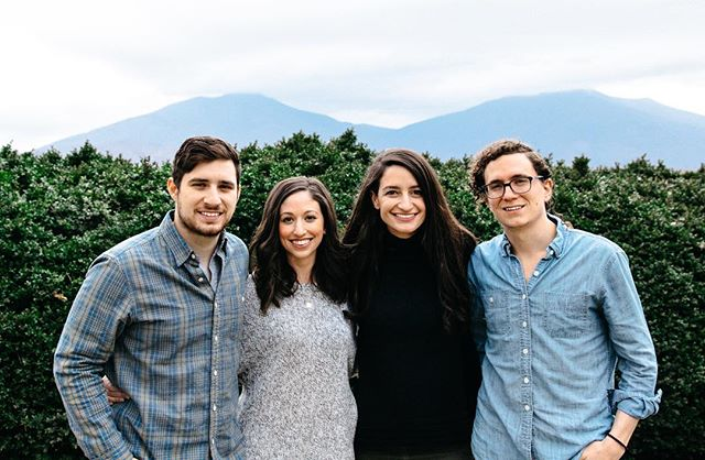 Hi! 👋 We are the Atlas fam that's headed to England! (Eric and Amber Blais, Jillian and Timothy Riordan). • Stay tuned for updates on funding, fun facts about England, and maybe even some LIVE videos of the songs we will be taking to the U.K. 😊🇬🇧
