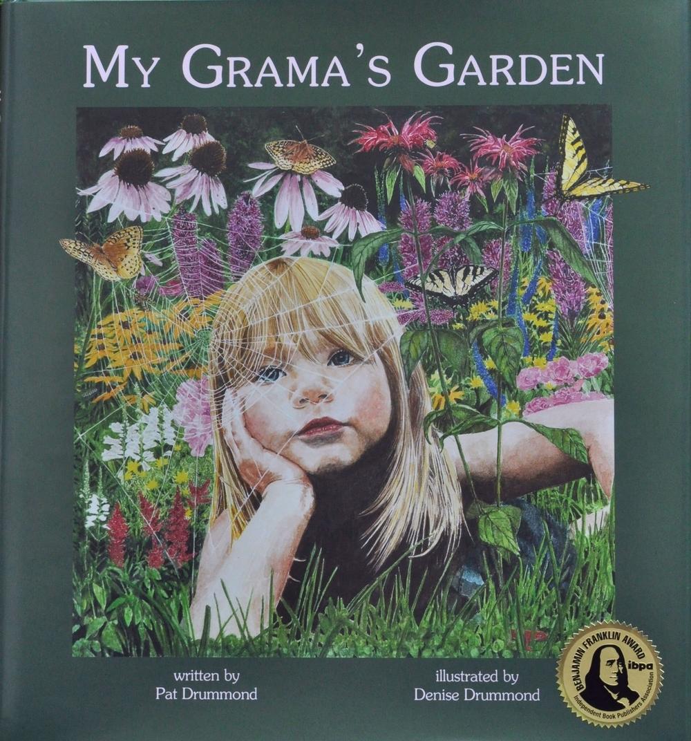 Childrens Book Denise Drummond Fine Art