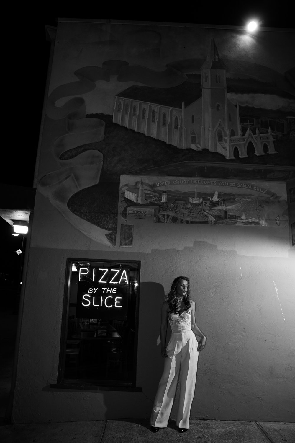 Dark Alley Pizza