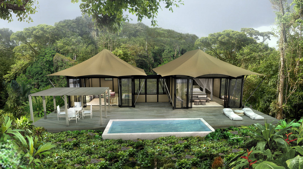Nayara luxury Tented resort Arenal Costa Rica & Nayara Luxury Tented Resort Costa Rica u2014 Luxury tents treehouses ...