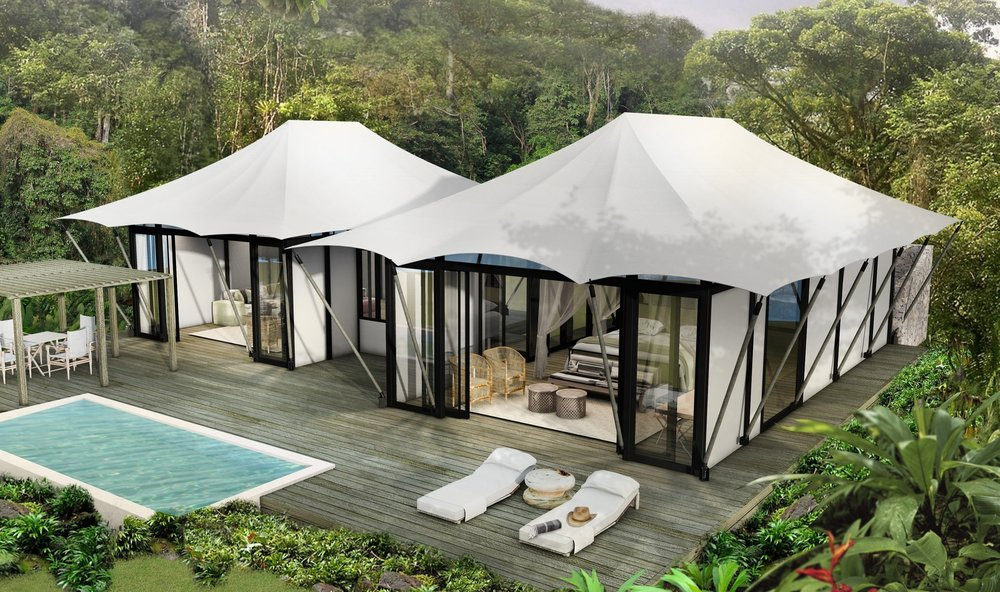 NAYARA LUXURY TENTED RESORT, COSTA RICA