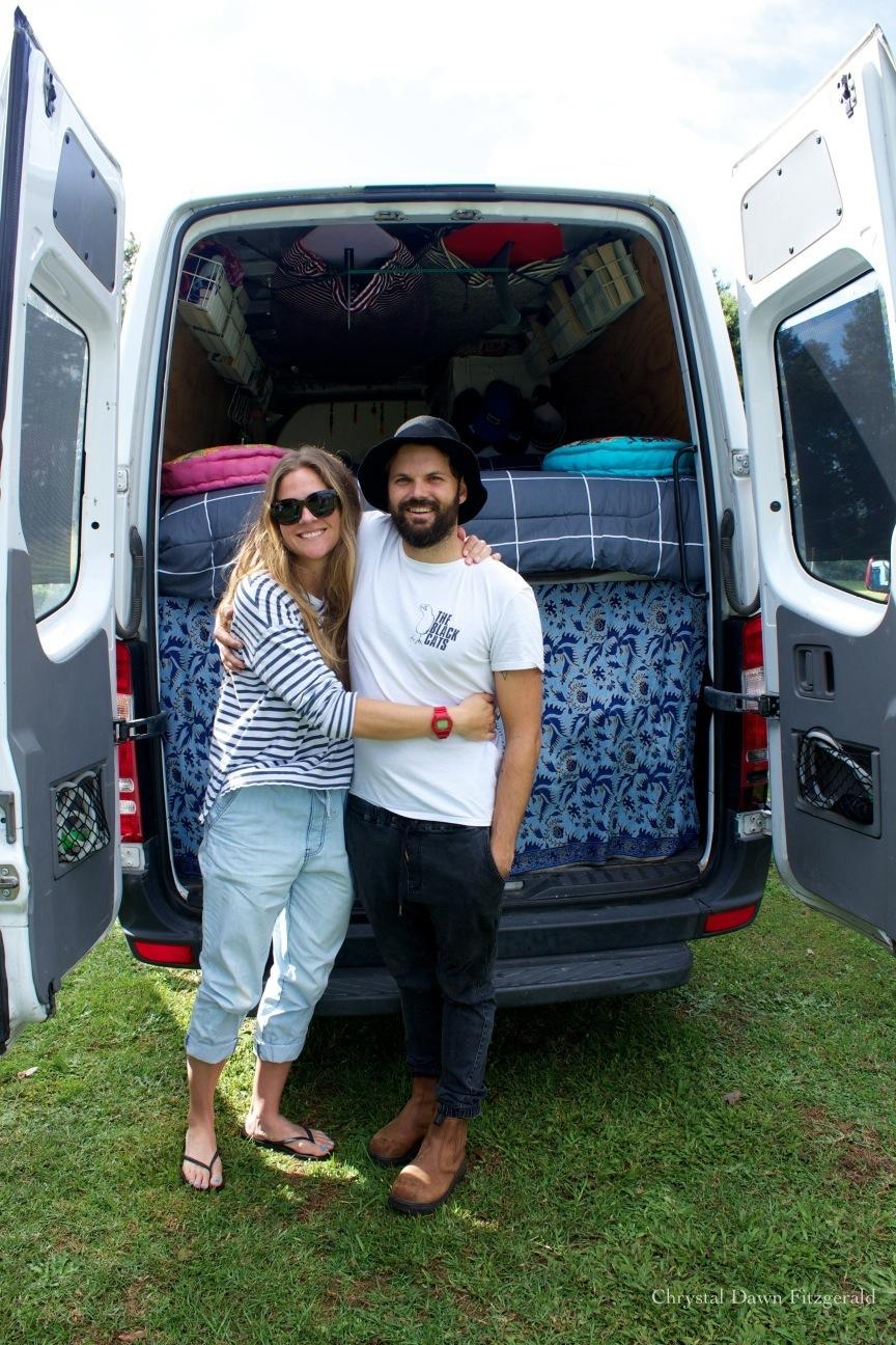 Jess & Jonny Dustow