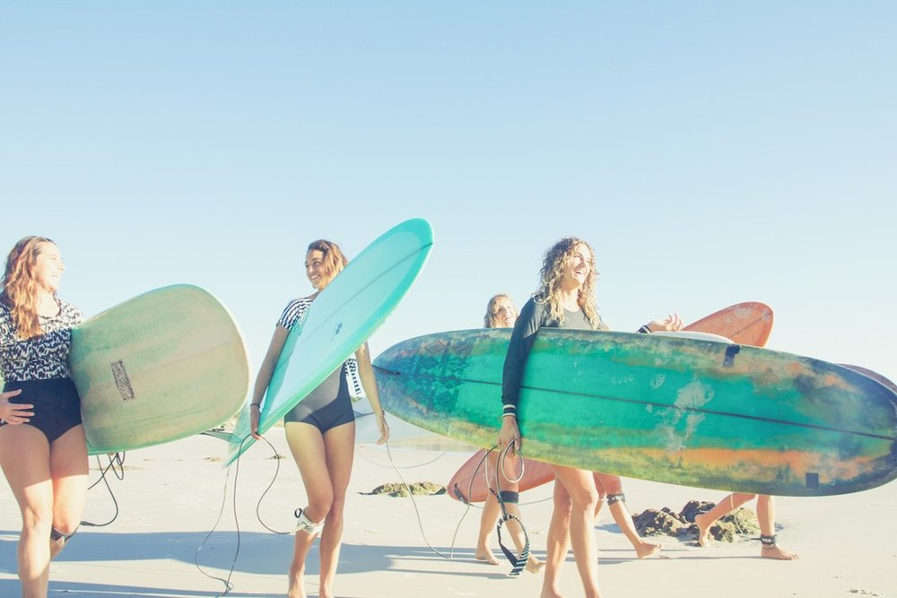 Sustainable, surf and natural health adventures for the wild at heart! -