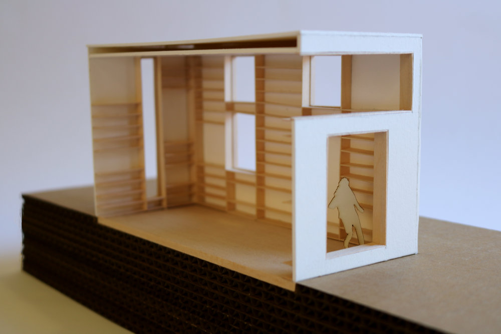 Residential Projects | Esherick House Library Addition