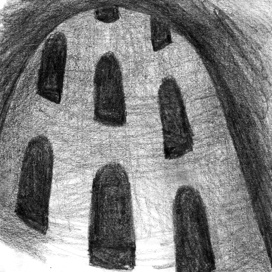 Hand Drawings | St. Patrick's Well