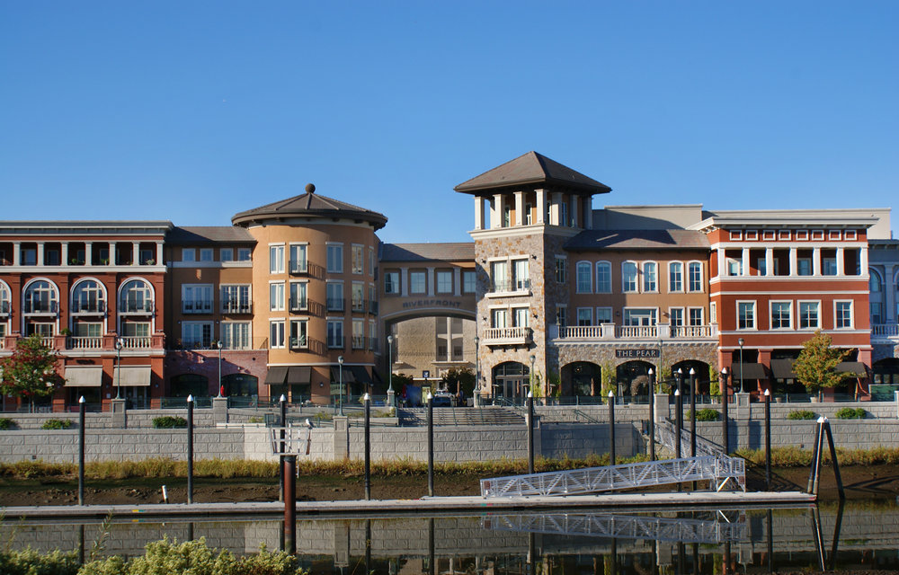 Napa Riverfront - Commercial | Retail | Residences