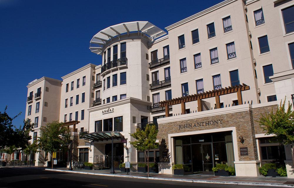 Andaz Hotel | Napa, California