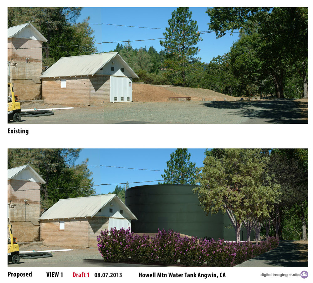 RSA_Howell Mountain Tank Rendering