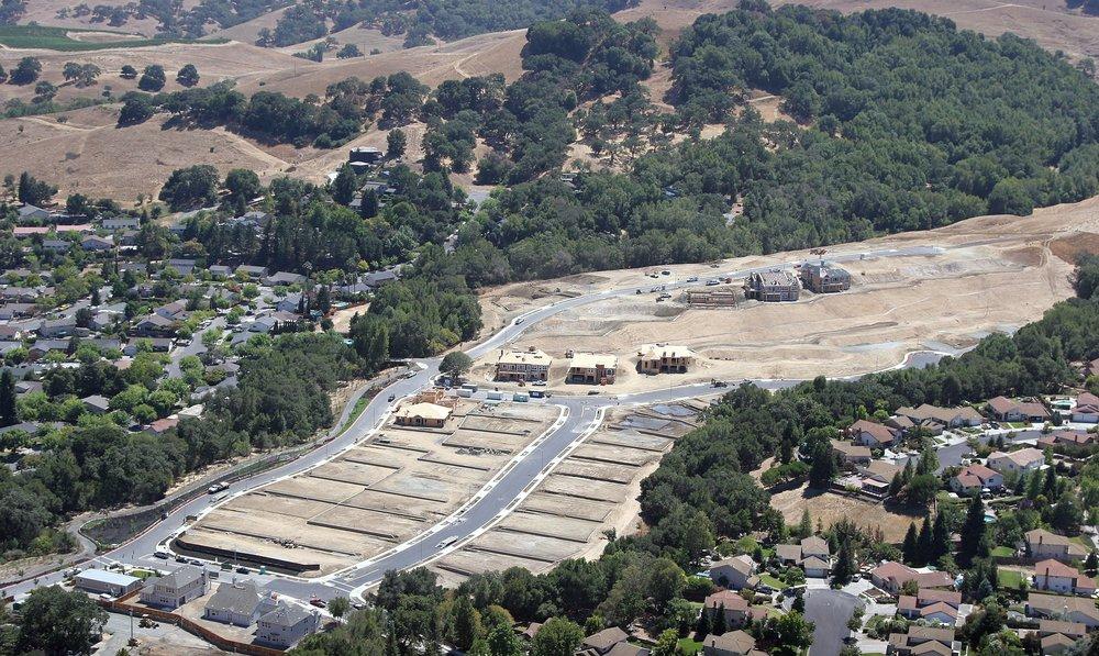 Hidden Hills Subdivision | Napa, California