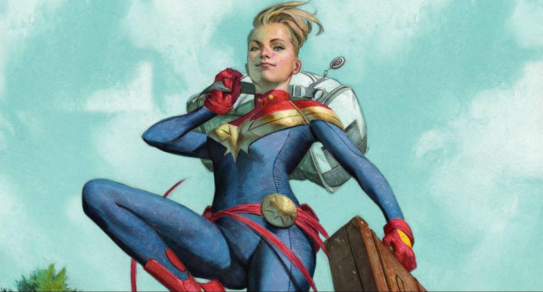 the life of captain marvel ile ilgili görsel sonucu