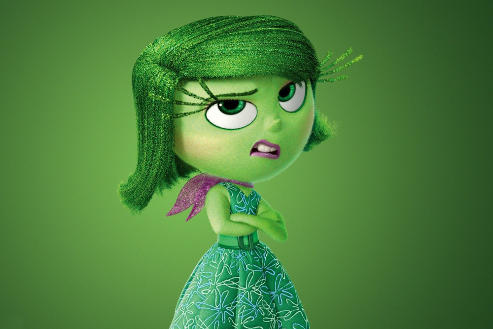 Credit: allhdwallpaperss.com& Pixar What I imagine that voice in my head probably looks like, thanks to Inside Out.