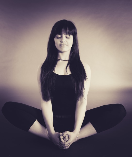 """My favorite part of yoga.""""Feel yourself rooted in the ground as it rises to support you."""" Yes, thank you."""