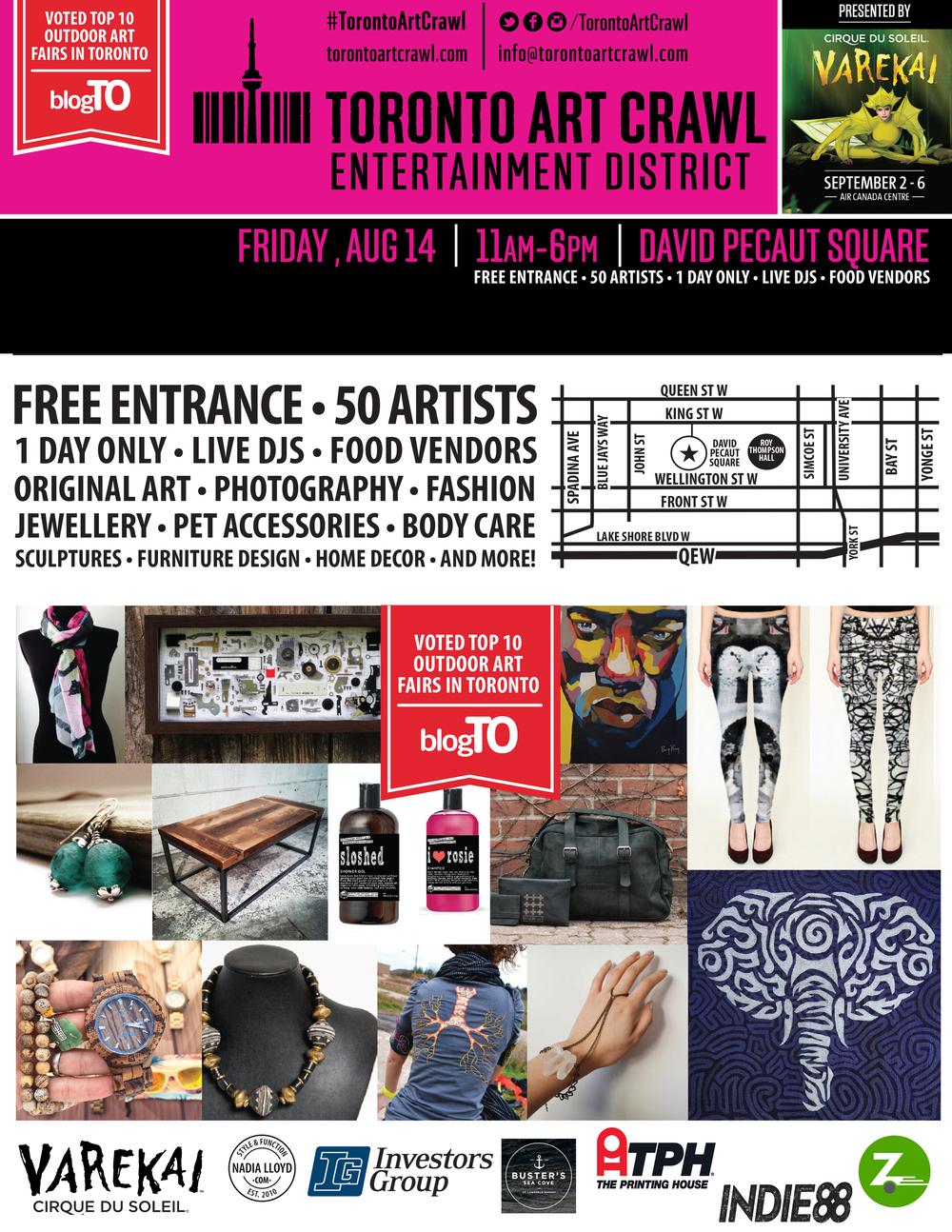 Toronto Art Crawl- Entertainment District Art Crawl Poster_Aug2015.jpg