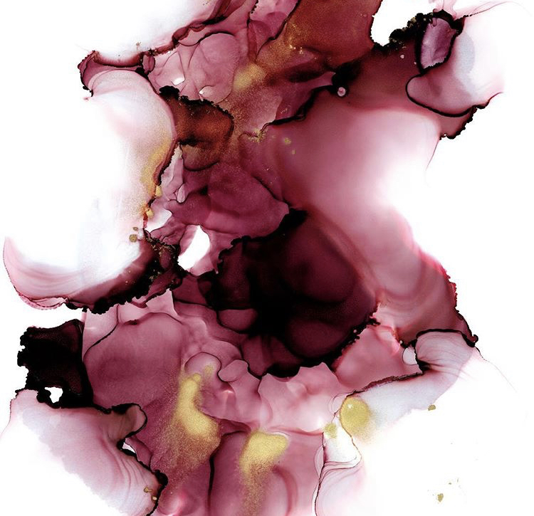 5. CARMEN LI - Get lost and mesmorized in this abstract piece by Toronto artist Carmen Li. Carmen creates using alcohol ink on yupo, giving life to pieces that have a light and magical feel. This beautiful piece comes framed and ready to hang.OPENING BID: $99