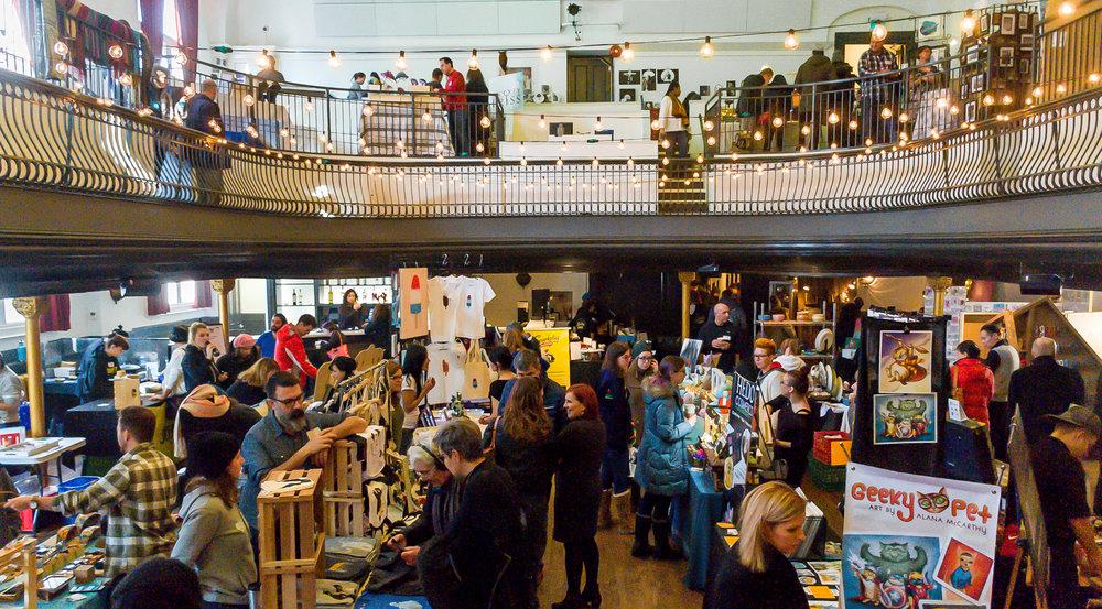 Toronto Art Crawl - Christmas Market-52.jpg