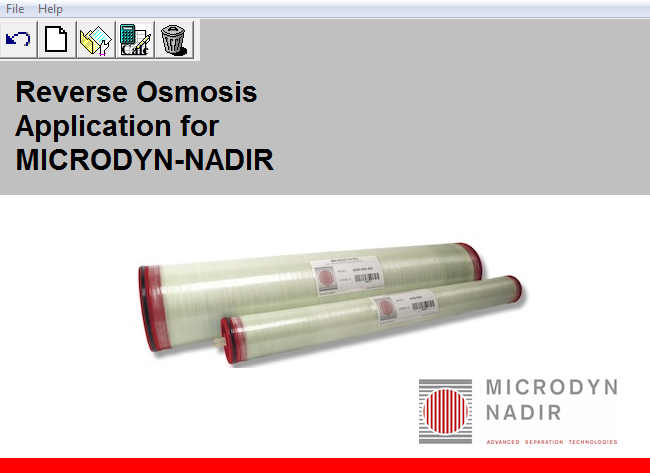 LANDING PAGE FOR THE NEW REVERSE OSMOSIS APPLICATION FOR MICRODYN-NADIR (ROAM) PROJECTION SOFTWARE. DOWNLOAD THIS SOFTWARE USING THE LINK ON THE RIGHT.