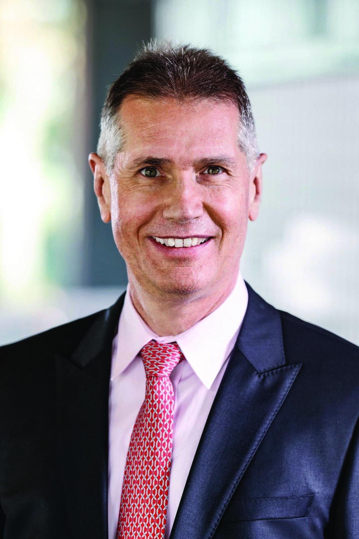 Werner Lieberherr - MANN+HUMMEL CEO