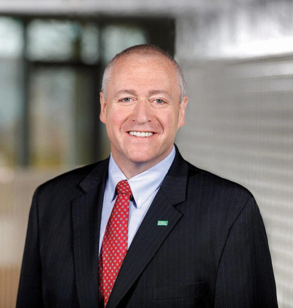 Sean Cromie - President for Life Sciences & Environment at MANN+HUMMEL