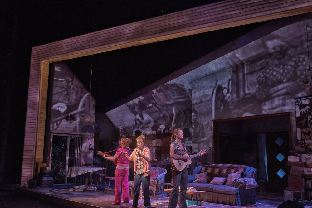 THE WAY WEST - Steppenwolf Theatre