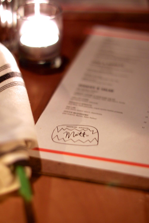 Menu at Mott Street // Best Places to Eat in Chicago Neighborhood Bucktown // Bubbles in Bucktown (bubblesinbucktown.com)