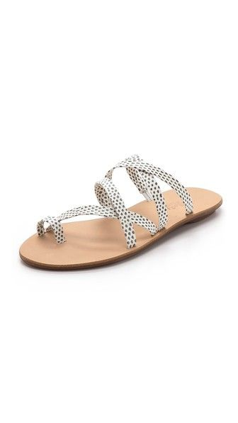Loeffler Randall | Sarie Strappy Flat Sandals
