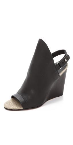 Vince | Kostel Slingback Wedge Sandals
