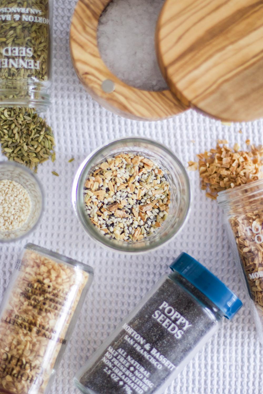 Everything Seasoning - Healthy Snacks on the Bubbles in Bucktown Blog (bubblesinbucktown.com)