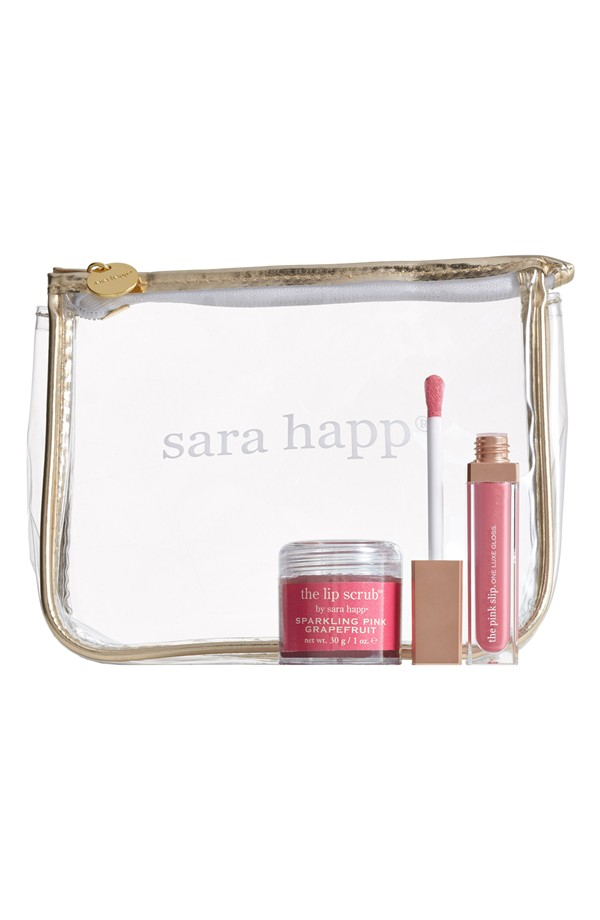 sara happ 'The Sparkling Pink' Lip Set