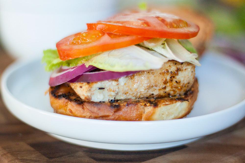 Recipe for Blackened Mahi-Mahi Sandwiches on Bubbles in Bucktown (bubblesinbucktown.com)