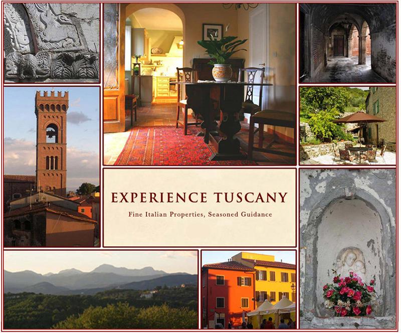 experience tuscany