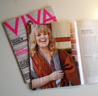 Thamara Zijlstra - artikel Viva 45