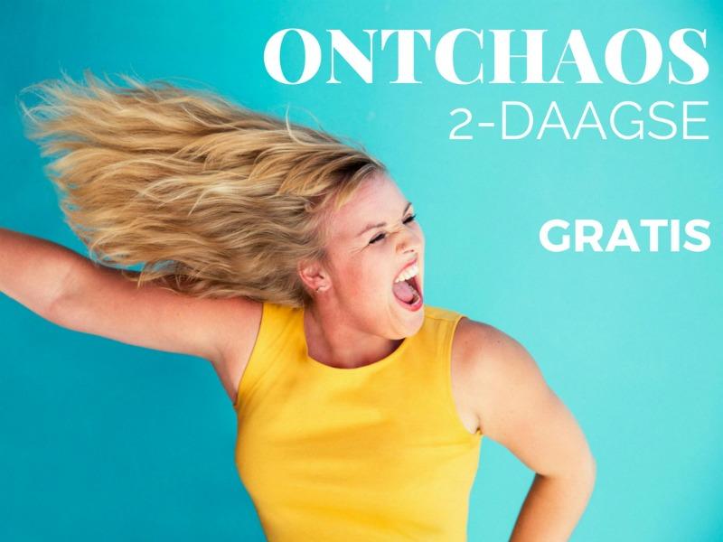 Ontchaos 2-Daagse voor virtual assistants