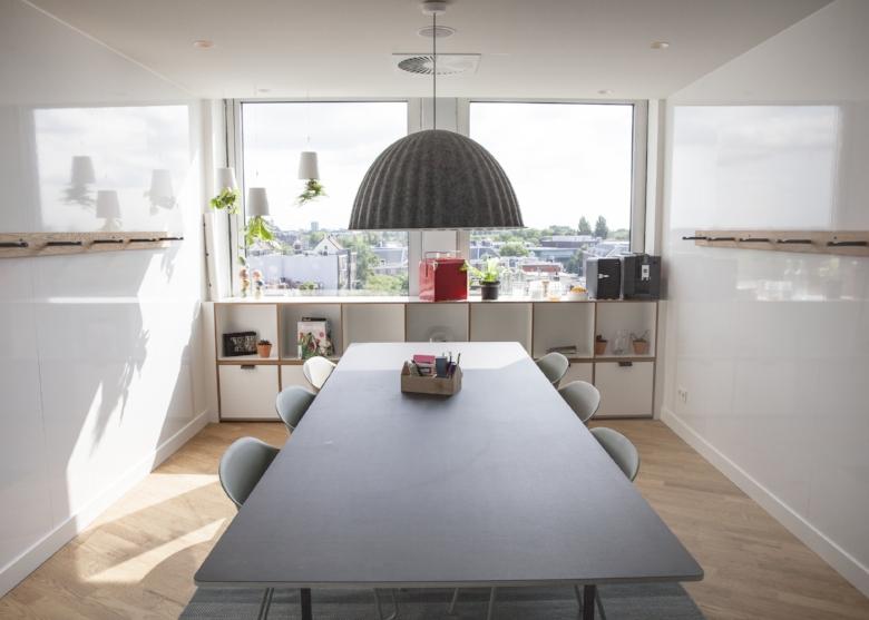 Not a bored room - Fotograaf: Ewout Huibers - gemaakt voor Zoku en concrete.