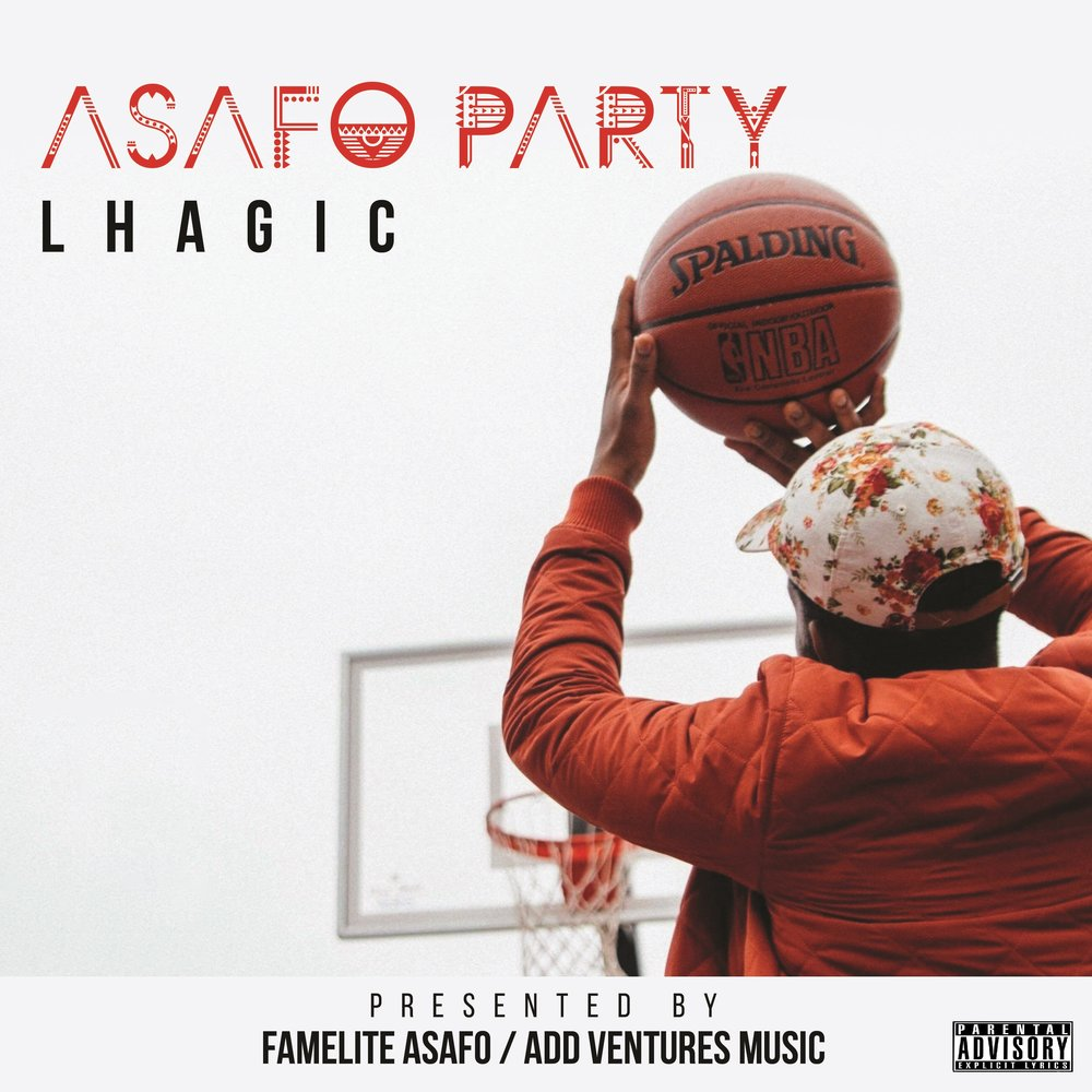 Lhagic Asafo Party - Single Cover - Explicit.jpg