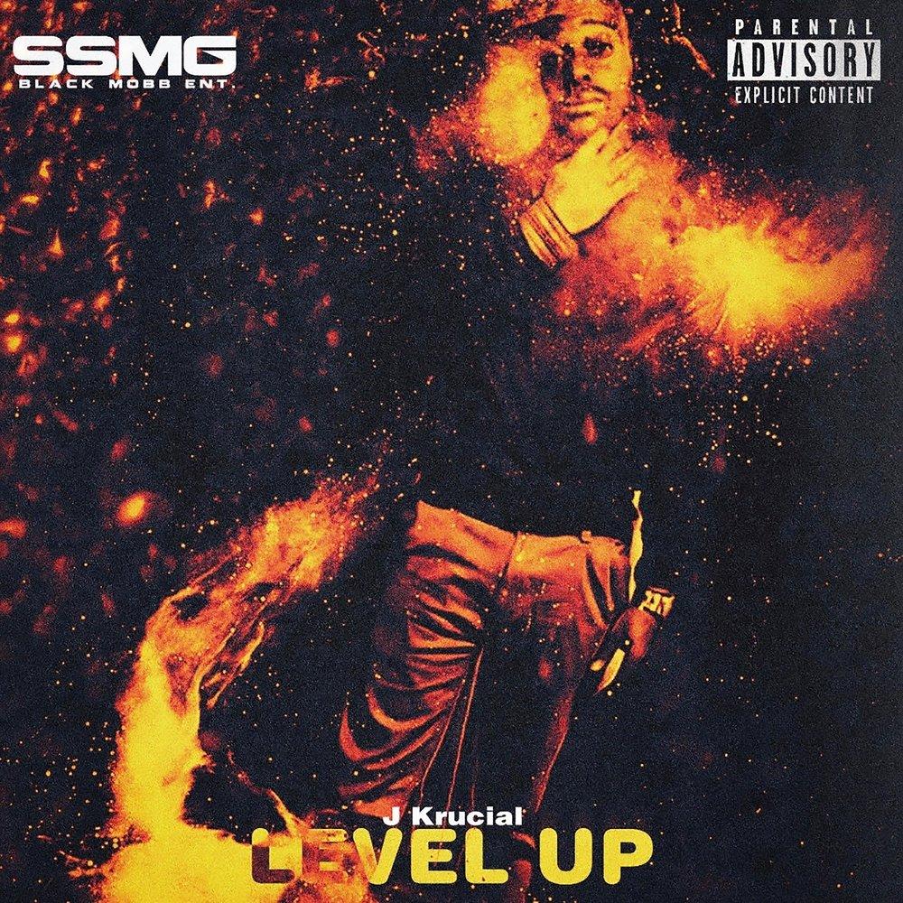 J Krucial - Level Up - Explicit Single Cover.jpg