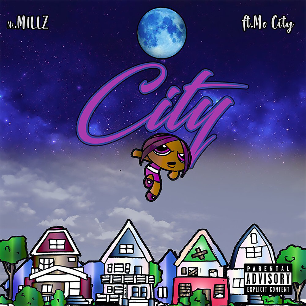 Ms Millz - City - Explicit Single.jpeg